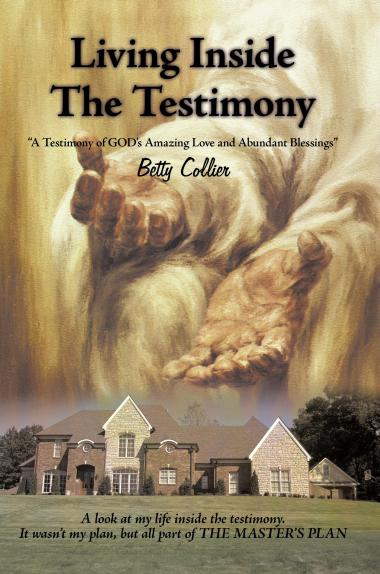 Living Inside The Testimony front book cover