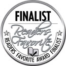 Readers Favorite Finalist 2012